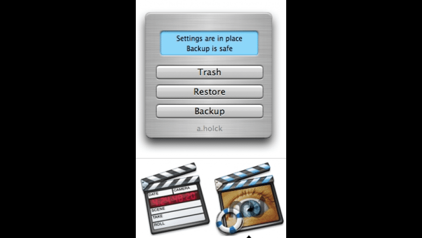 FCP Rescue for Mac - review, screenshots