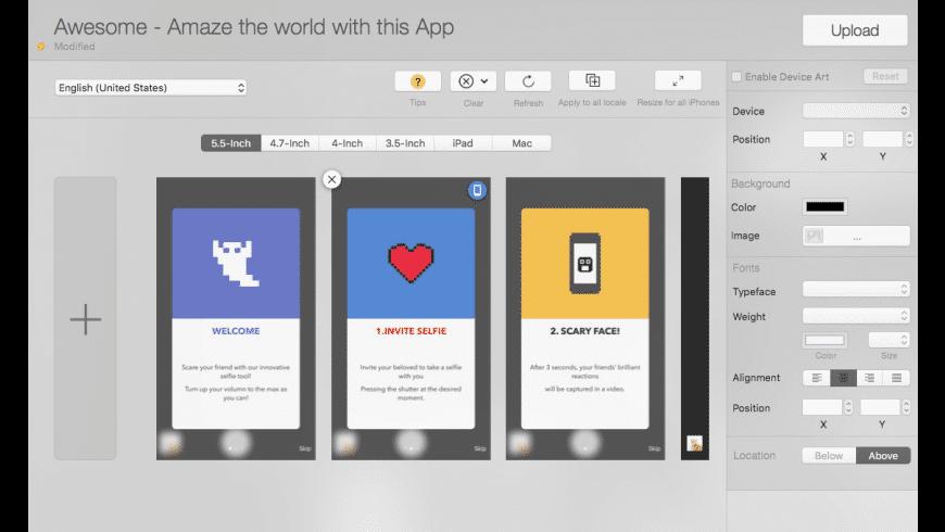 ShotBot for Mac - review, screenshots