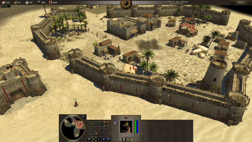 0 A.D. for Mac - review, screenshots