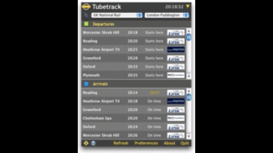 Tubetrack for Mac - review, screenshots