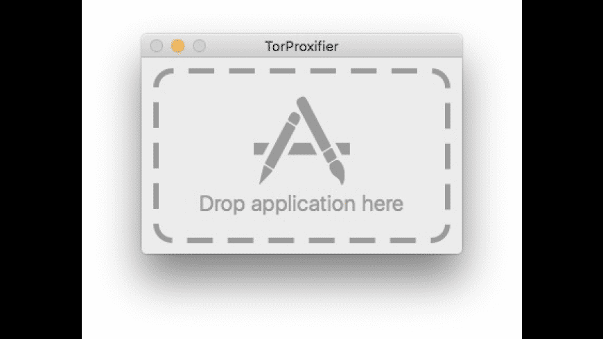 TorProxifier for Mac - review, screenshots