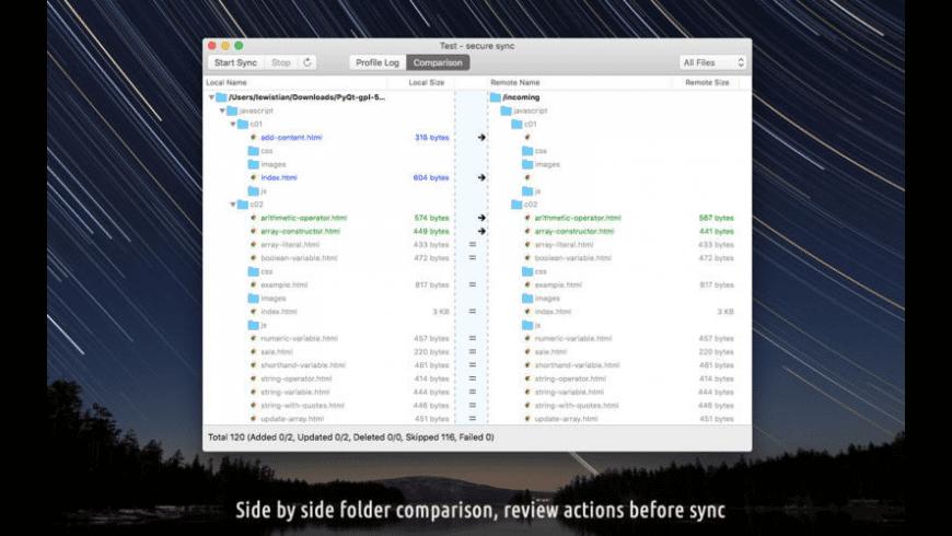 Favorite FTP for Mac - review, screenshots