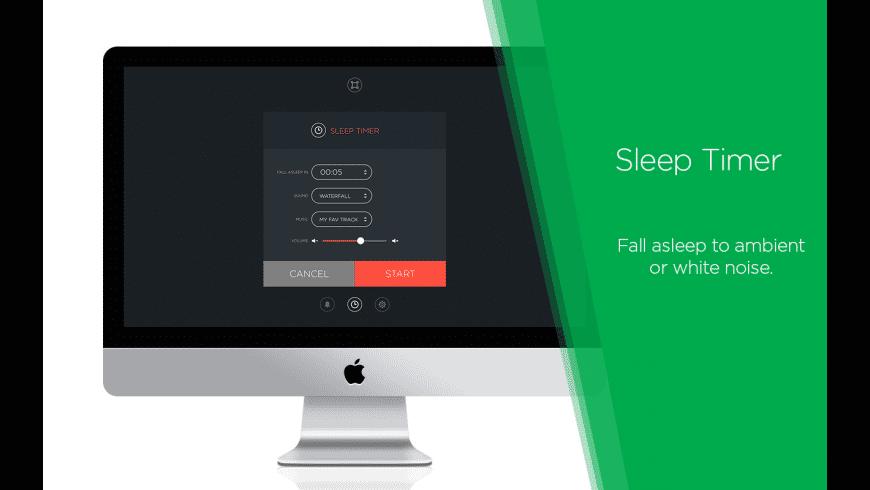 Sleep Alarm Clock Pro for Mac - review, screenshots