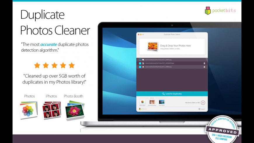 Duplicate Photos Cleaner for Mac - review, screenshots