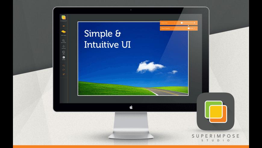 Superimpose Studio Pro for Mac - review, screenshots