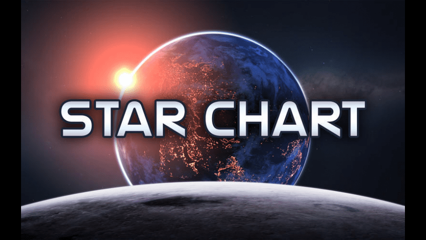 Star Chart for Mac - review, screenshots