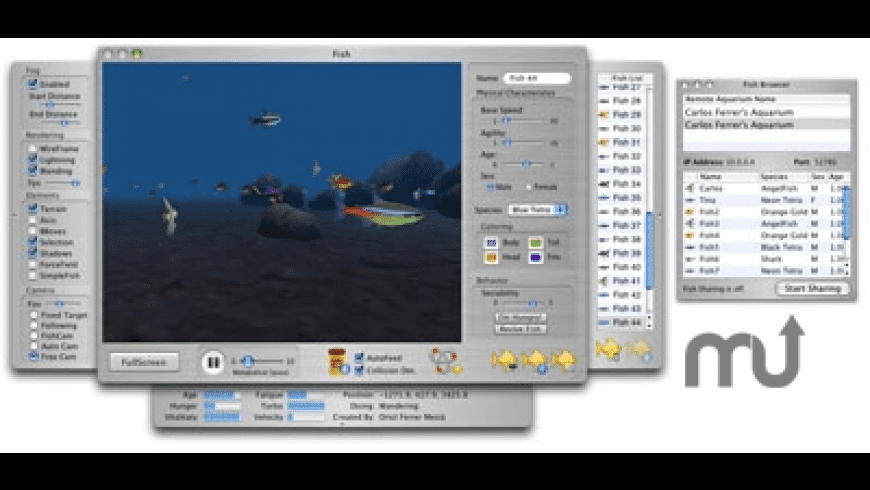 Fish for Mac - review, screenshots