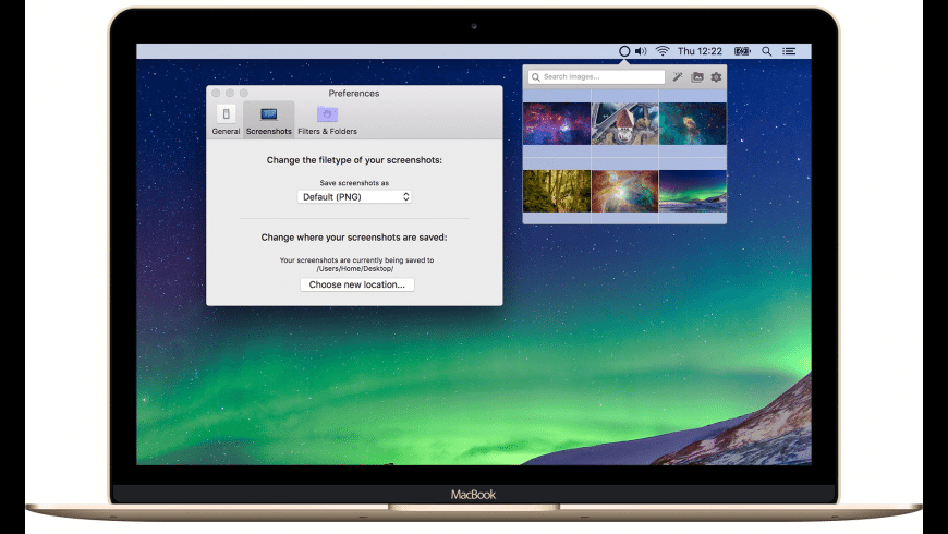Screenie for Mac - review, screenshots