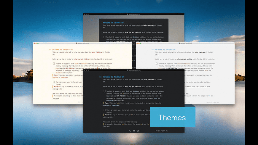 TextNut SD for Mac - review, screenshots
