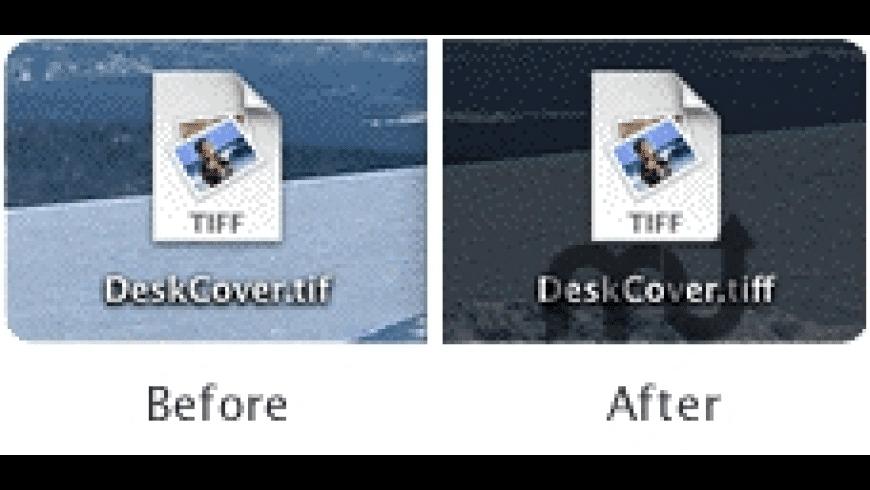 DeskCover for Mac - review, screenshots
