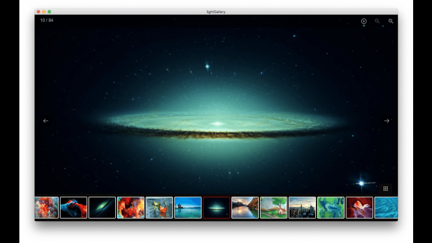 Lightgallery for Mac - review, screenshots