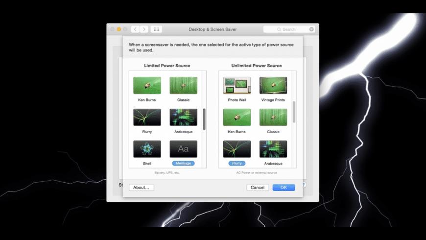 Energy.saver for Mac - review, screenshots