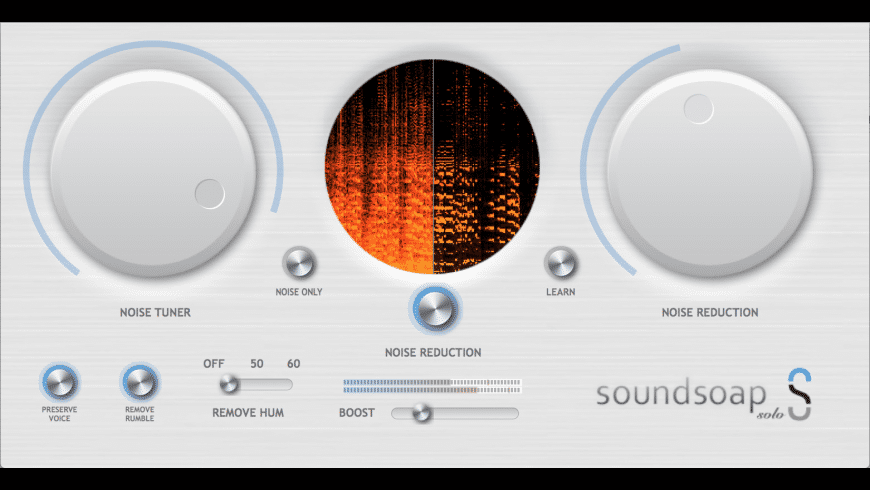 SoundSoap Solo for Mac - review, screenshots