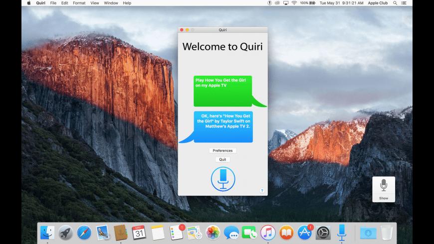 Quiri for Mac - review, screenshots