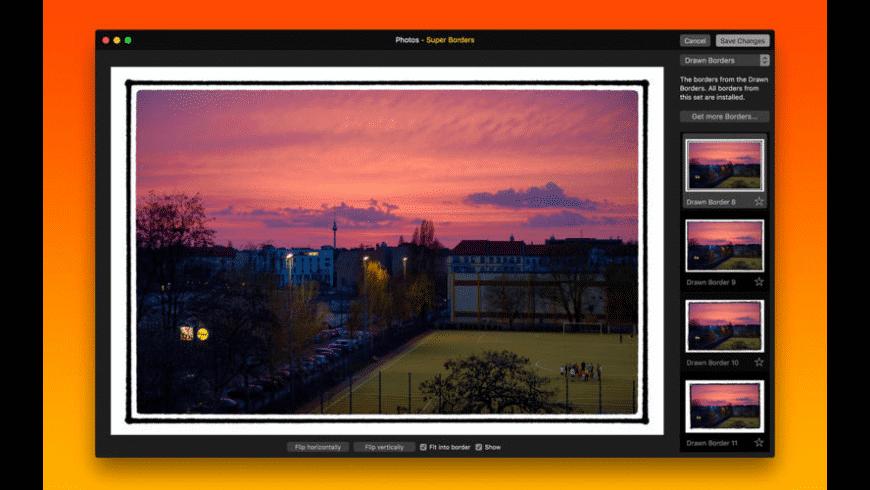 Super Borders for Mac - review, screenshots