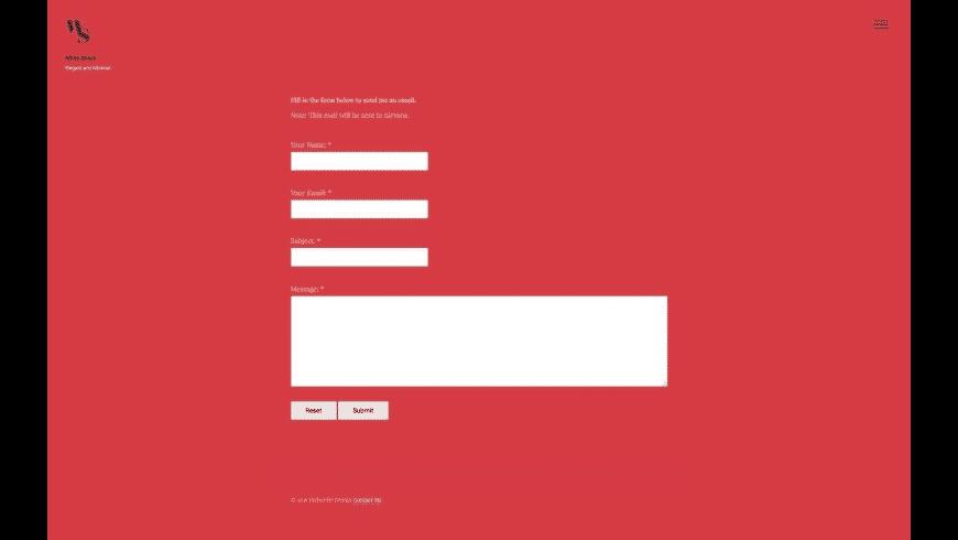 Whitespace Theme for Mac - review, screenshots