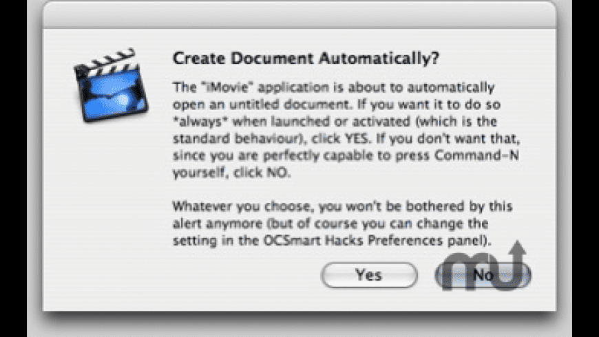 OCSmart Hacks for Mac - review, screenshots