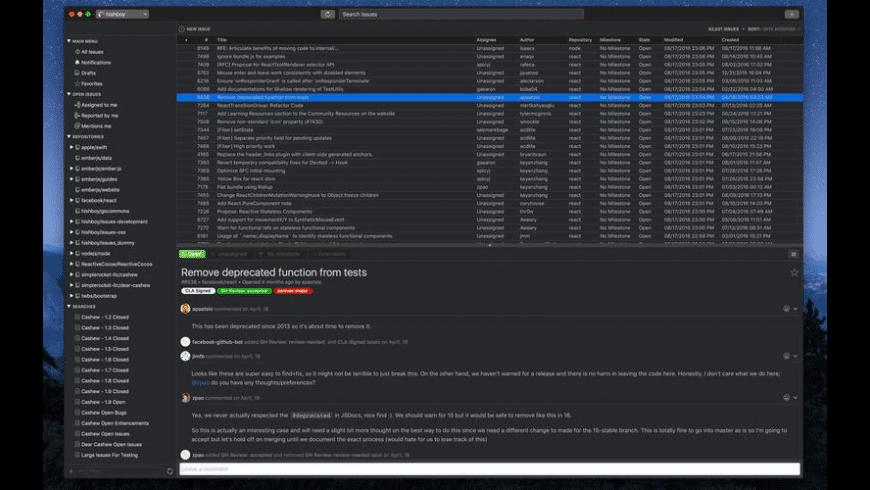 Cashew for Mac - review, screenshots