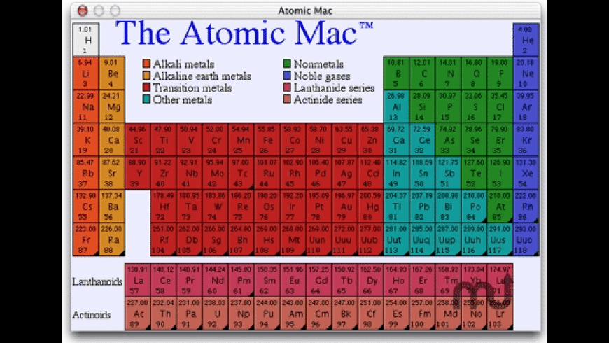 Atomic Mac for Mac - review, screenshots