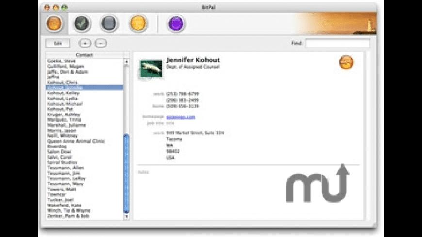 BitPal for Mac - review, screenshots