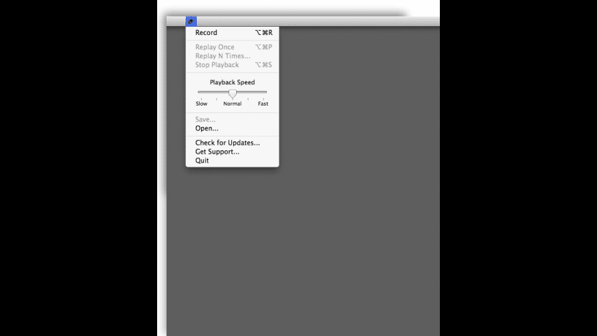 Mouse Recorder for Mac - review, screenshots