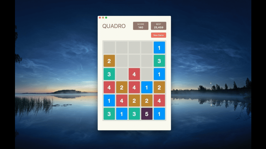 Quadro for Mac - review, screenshots