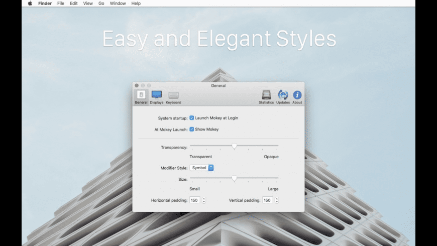Mokey for Mac - review, screenshots