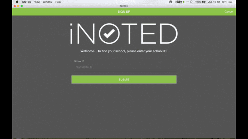 iNOTED for Mac - review, screenshots