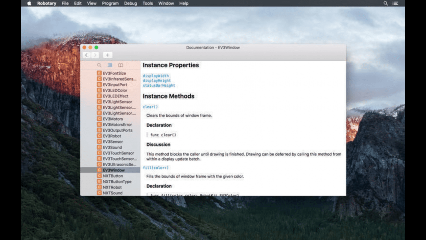 Robotary for Mac - review, screenshots