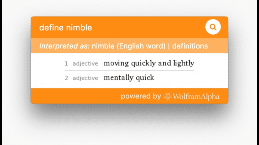 Nimble for Mac - review, screenshots