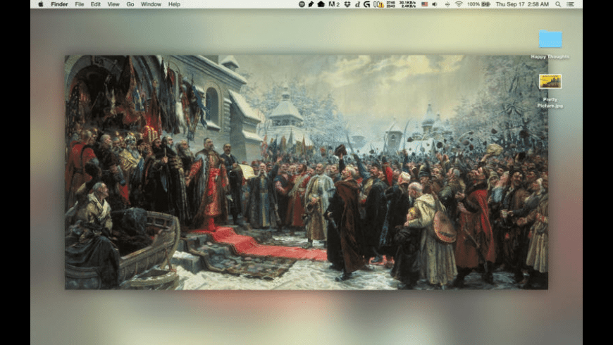 Backgroundifier for Mac - review, screenshots
