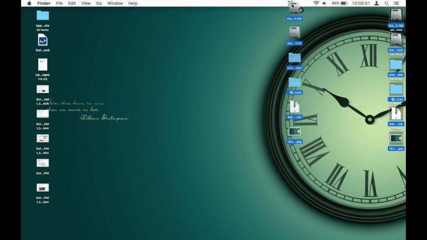 Bar Access for Mac - review, screenshots