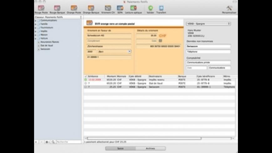 MacPay Standard Edition for Mac - review, screenshots
