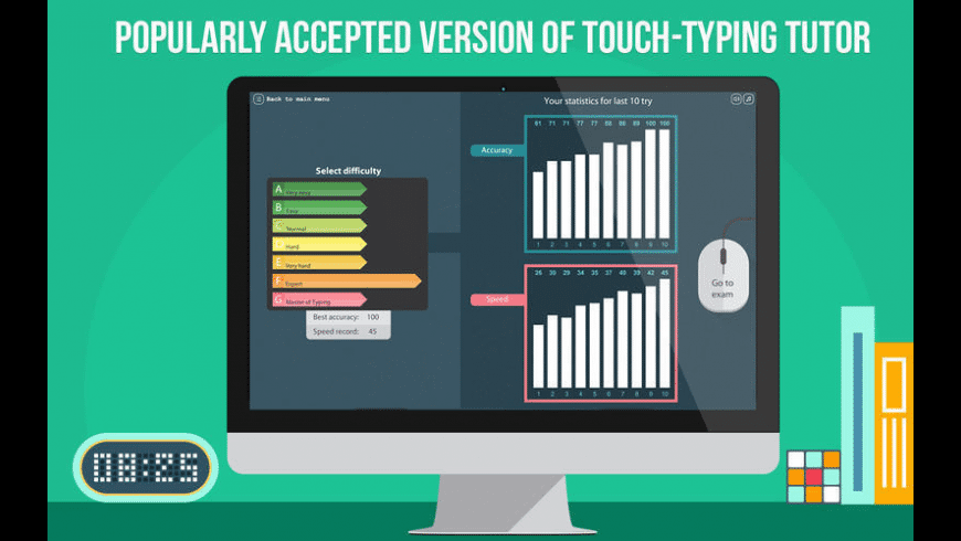 Master of Typing for Mac - review, screenshots