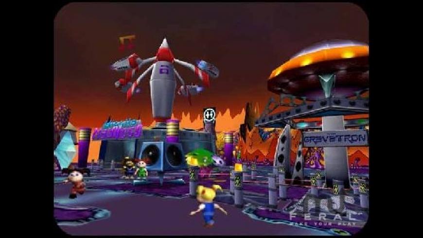 Sim Theme Park for Mac - review, screenshots
