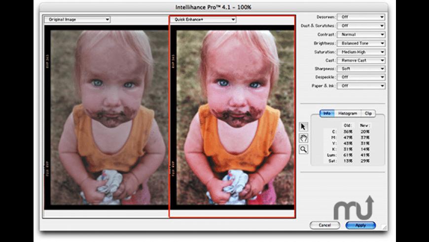 Intellihance Pro for Mac - review, screenshots