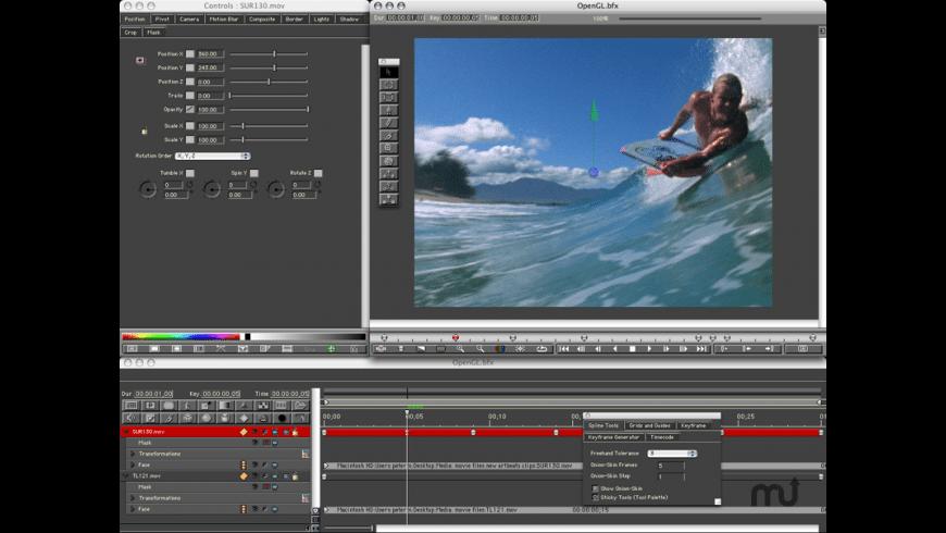 Boris FX for Mac - review, screenshots