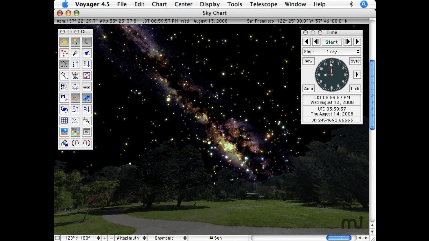 Voyager for Mac - review, screenshots