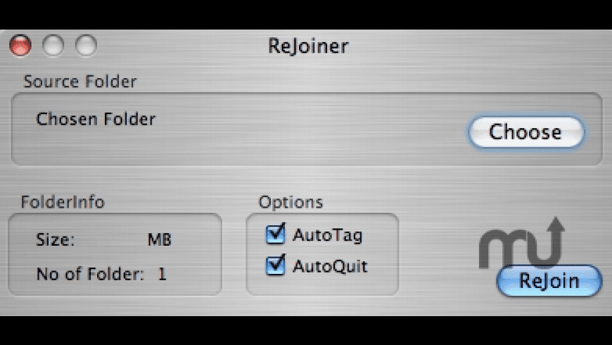 ReJoiner for Mac - review, screenshots