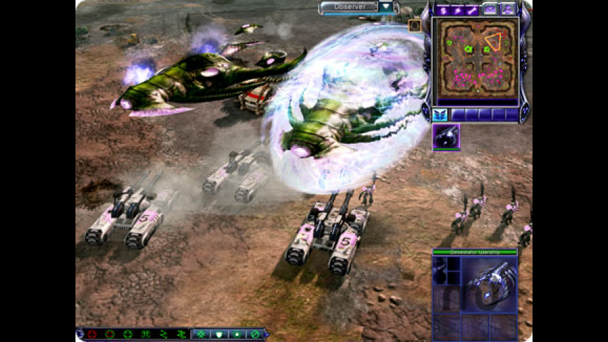Command & Conquer 3: Tiberium Wars for Mac - review, screenshots