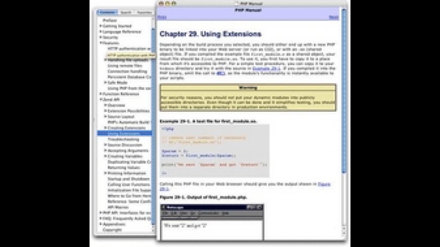 Chmox for Mac - review, screenshots