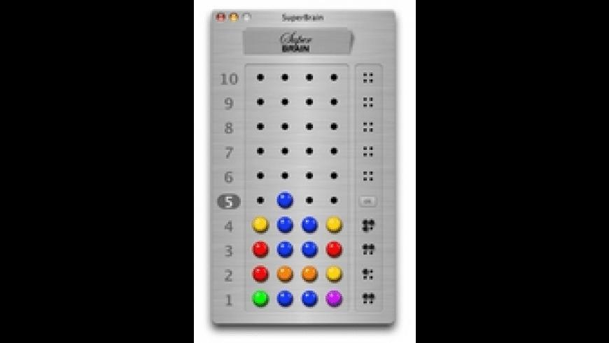 SuperBrain for Mac - review, screenshots