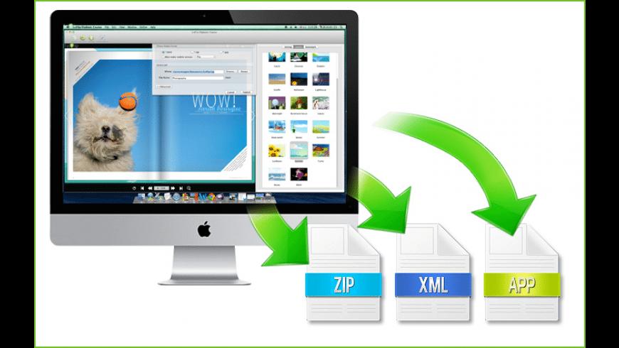 1stFlip Flipbook Creator for Mac - review, screenshots
