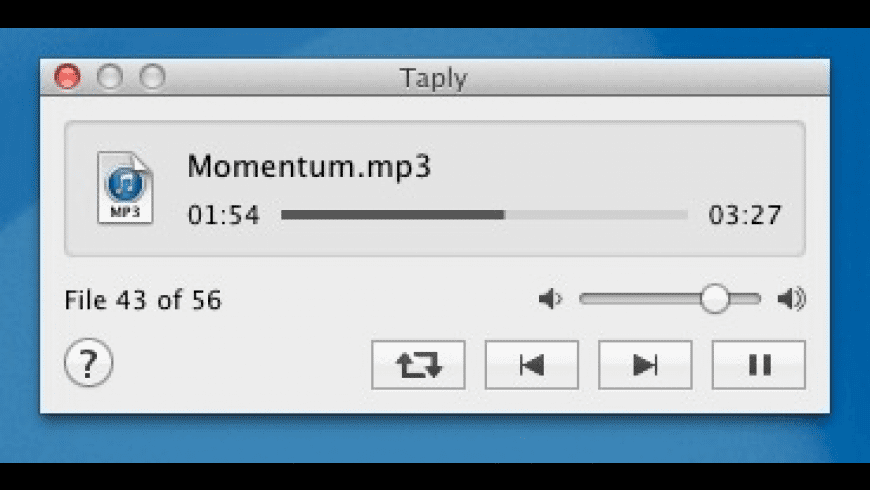 Taply for Mac - review, screenshots