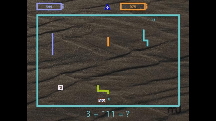 Snakey Math for Mac - review, screenshots