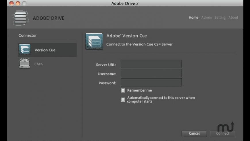 Adobe Drive for Mac - review, screenshots