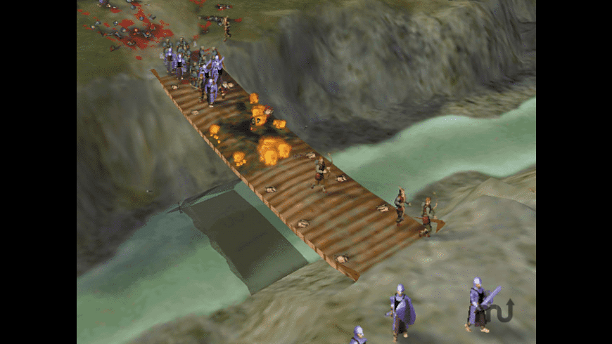 Myth II: Soulblighter for Mac - review, screenshots