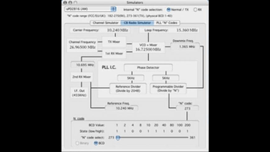 CB Radio Simulator for Mac - review, screenshots