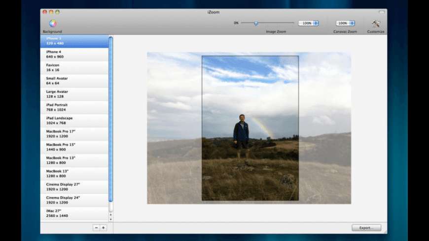 iZoom for Mac - review, screenshots