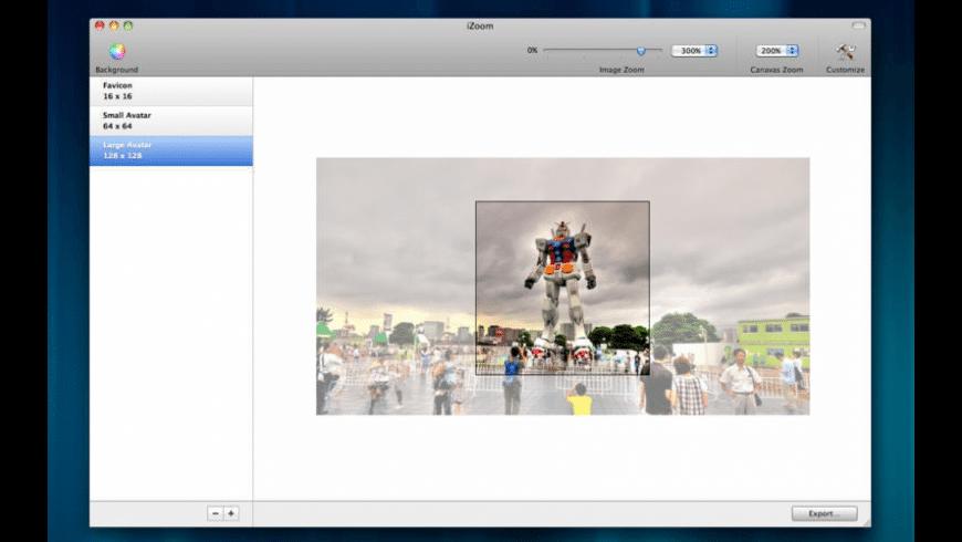 iZoom for Mac - review, screenshots